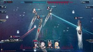 《海岸线:战舰养成计划》iOS版9.17公测 安卓随后图片3