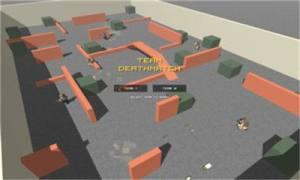 像素警察狙击正式版图1