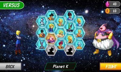 Z宇宙大战手机游戏最新免费版下载(Z Universes Battle)图3: