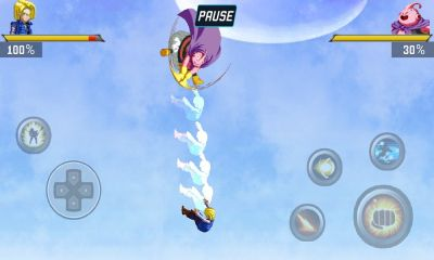 Z宇宙大战手机游戏最新免费版下载(Z Universes Battle)图2: