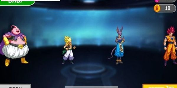Z宇宙大战手机游戏最新免费版下载(Z Universes Battle)图4: