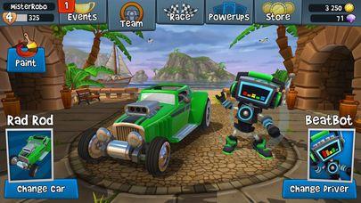 BB Racing2无限钻石内购修改安卓版图2: