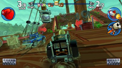 BB Racing2无限钻石内购修改安卓版图3: