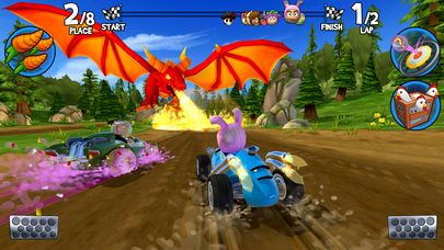 BB Racing2无限钻石内购修改安卓版图5: