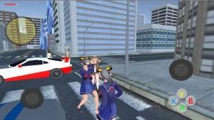 高中女生战斗模拟器游戏中文官方版下载图片1