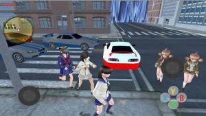 高中女生战斗模拟器官方版图2