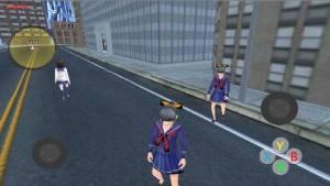 高中女生战斗模拟器官方版图1