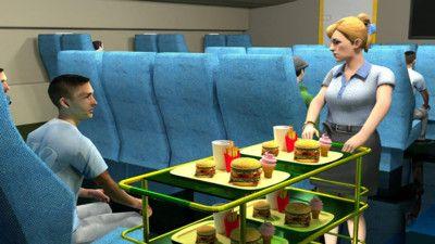 飞机空姐模拟器手机版游戏下载安卓地址图片1