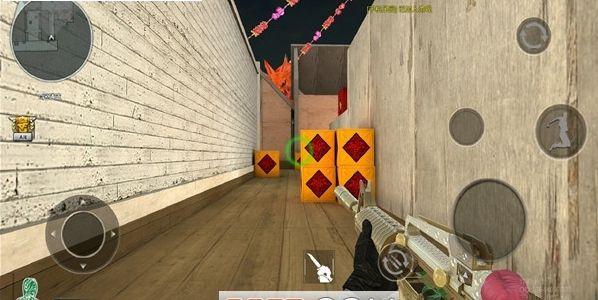 cfonline(穿越火线单机版)手机游戏官方版下载图2: