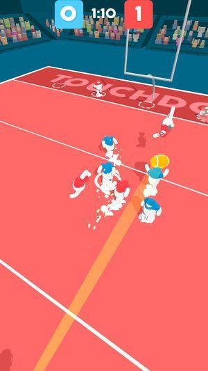 美式篮球大作战游戏图1