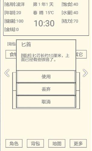 流浪人生2命运手机游戏安卓官方版下载图3: