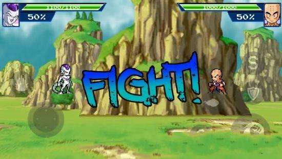 龙珠z战斗1.3无限金币变身中文修改版图2: