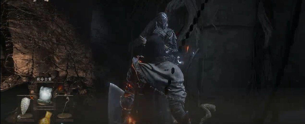 黑暗之魂3法师开局25:妖王欧斯罗艾斯,法师噩梦?不存在的[视频][多图]图片2