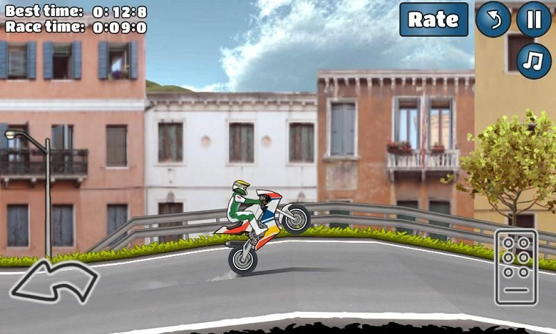 wheelie摩托手机游戏最新版下载图1: