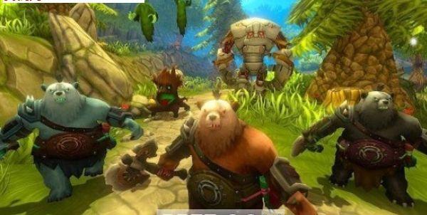 Bear Warrior Simulator官方网站下载免费版图1: