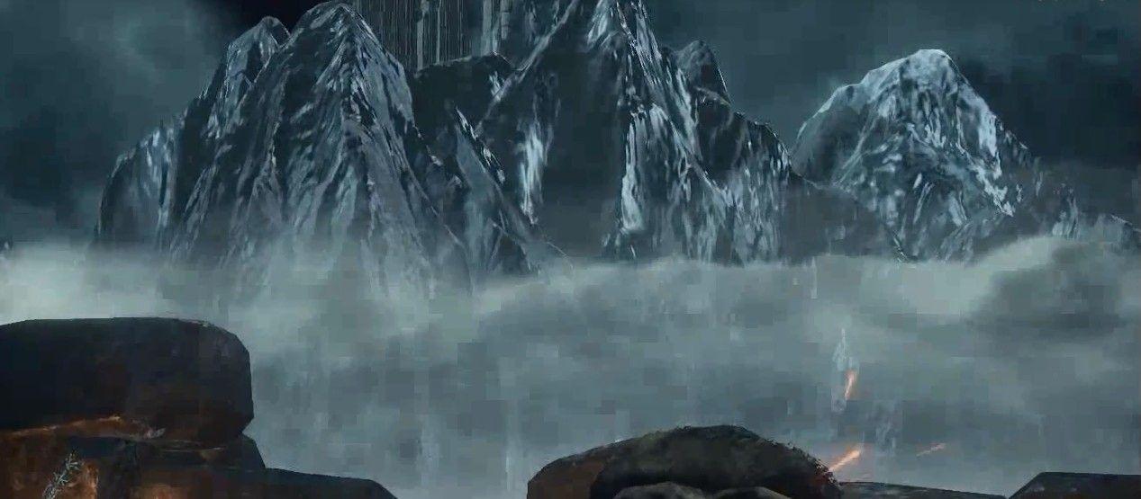 黑暗之魂3法师开局26:古龙顶的古老飞龙,游戏中的安定点其一[视频][多图]图片2