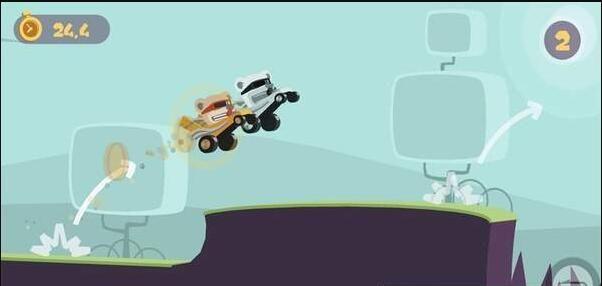 时髦卡丁车手机游戏官方版下载图片2