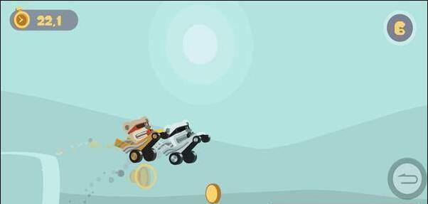 时髦卡丁车手机游戏官方版下载图片1