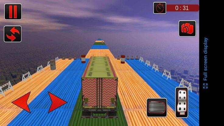 卡车传动不可能曲目手机游戏官方版下载图3: