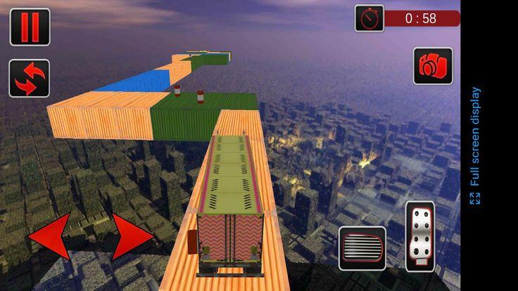 卡车传动不可能曲目手机游戏官方版下载图片1