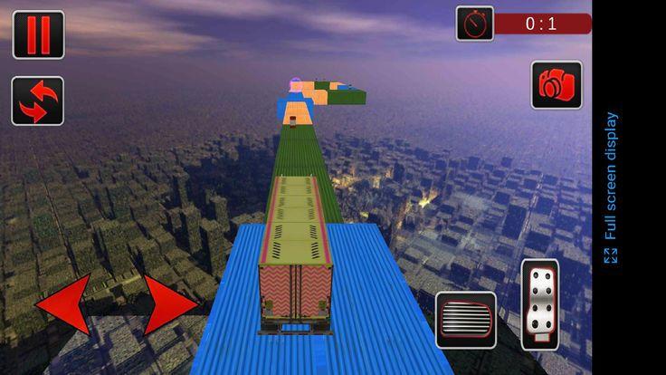 卡车传动不可能曲目手机游戏官方版下载图1: