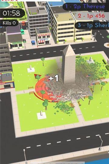 Earthquake地震大作战游戏免费版下载图4: