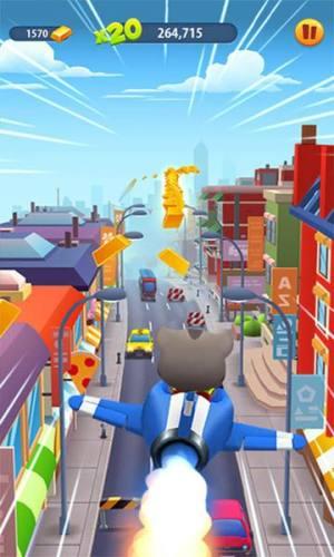 汤姆猫跑酷免费内购版图3