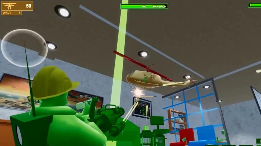 鲤鱼ace玩具士兵模拟器游戏官方版下载图1: