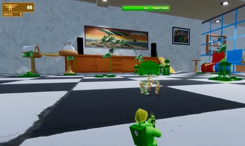 鲤鱼ace玩具士兵模拟器游戏官方版下载图2:
