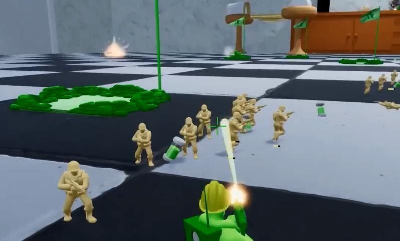 鲤鱼ace玩具士兵模拟器游戏官方版下载图3: