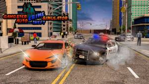 黑帮拉斯维加斯犯罪城市汽车破解版图4