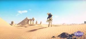 《彩虹联萌》10月21日开启不付费删档技术测试!横版大世界探索手游图片2