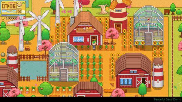 平静的日子游戏安卓正式版图4