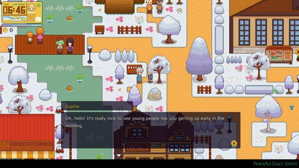 平静的日子游戏安卓正式版下载图片2