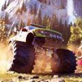 怪物卡车粉碎与撞击游戏