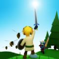 击败骑士游戏