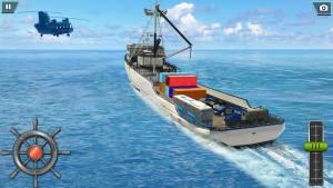 警用油轮驾驶模拟器游戏图1