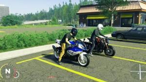 摩托骑手交通比赛3D游戏图4