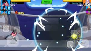 火柴人龙珠战士2破解版图1