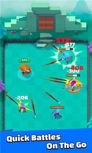暴击弓箭传说游戏无限金币下载图片3