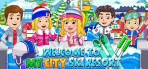 我的城市滑雪场官网版图1
