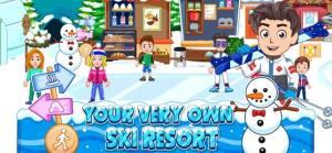我的城市滑雪场官网版图5