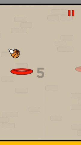 轻浮篮球游戏图2