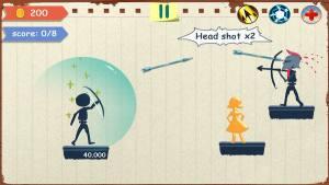 火柴人弓箭手对决破解版图3
