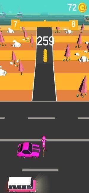 火柴人自行车竞速安卓版图3