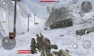 现代世界大战冬季破解版图2