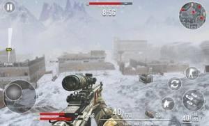 现代世界大战冬季破解版图7