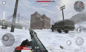 现代世界大战冬季破解版图4