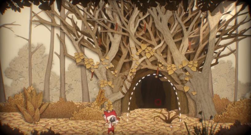 纸鱼解说Rustle故事书的奇妙冒险游戏中文版下载图2: