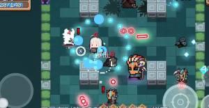 元气骑士:二技能新玩法!吸血鬼的大招吸子弹,BOSS直接没了图片2